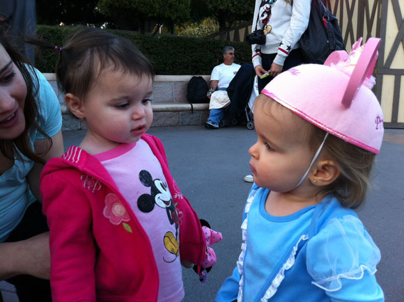 "Madelyn to Día: ""Oh, I get it -- you're a slutty Cinderella."""
