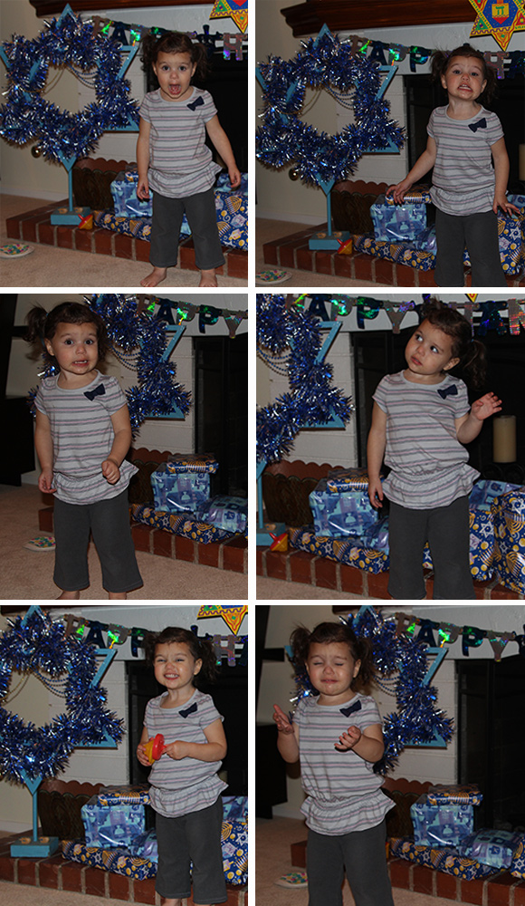The Many Faces of Hanukkah Madelyn