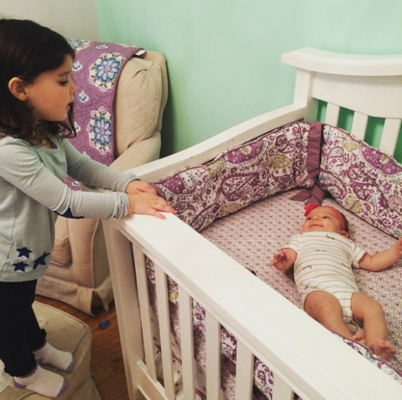 Madelyn's serenades make Arielle fall in love with her big sister every time.