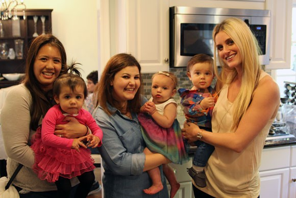 Meeting new moms with Arielle has been so enjoyable. We have a good little group with cute kids and fun mamas.